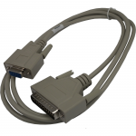 Serial cable - DB-25 (M) to DB-9 (F) - for Device Server EDS 1100 2100
