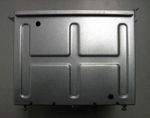 8-bay SAS / SATA small form-factor (SFF) hard drive cage assembly - Does not include the backplane board