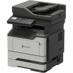 MB2338adw - Multifunction printer - B/W - laser - 8.5 in x 14 in (original) - A4/Legal (media) - up to 36 ppm (copying) - up to 36 ppm (printing) - 350 sheets - 33.6 Kbps - USB 2.0 Gigabit LAN Wi-Fi(n)