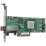 StoreFabric SN1100Q 16Gb Single Port - Host bus adapter - PCIe 3.0 low profile - 16Gb Fibre Channel x 1 - for ProLiant DL360 Gen10 DL380 Gen10