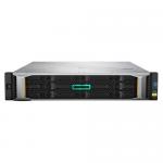 Modular Smart Array 1050 Dual Controller SFF Storage - Hard drive array - 0 TB - 24 bays (SAS-2) - iSCSI (10 GbE) (external) - rack-mountable - 2U