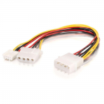 Power cable - 4 pin internal power 4 pin mini-power connector (F) to 4 pin internal power (M)