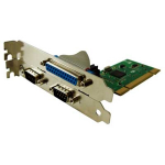 SPEED2 LE Express Dual PCI Express Serial Card - 2 x 9-pin DB-9 Male RS-232 Serial