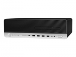 EliteDesk 800 G4 - SFF - 1 x Core i7 8700 / 3.2 GHz - RAM 16 GB - SSD 512 GB - NVMe - DVD-Writer - UHD Graphics 630 - GigE - Win 10 Pro 64-bit - vPro - monitor: none - keyboard: US - promo