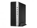 ProDesk 600 G4 - SFF - 1 x Core i5 8500 / 3 GHz - RAM 16 GB - SSD 256 GB - NVMe - DVD-Writer - UHD Graphics 630 - GigE - Win 10 Pro 64-bit - monitor: none - keyboard: US - promo