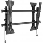 TILT WALL MOUNT KIT FOR LARGE NEC DISPLAY PRODUCTS. SUGGESTED FOR MOUNTING: E705 E805 V652 V652-TM V801 V801-TM P703 X841UHD X981UHD. MAXIMUM LOAD IS 250LBS