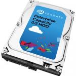 Exos X12 - Hard drive - encrypted - 12 TB - internal - 3.5 inch - SAS 12Gb/s - 7200 rpm - buffer: 256 MB - Self-Encrypting Drive (SED)