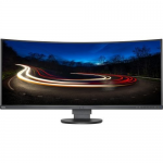 MultiSync - LED monitor - curved - 34 inch (34 inch viewable) - 3440 x 1440 - SVA - 290 cd/m2 - 3000:1 - 5 ms - 2xHDMI DisplayPort - speakers - black