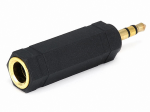 3.5MM MALE TO 1/4 FEMALE AUDIO STEREO ADAPTOR