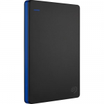 Game Drive for PS4 - Hard drive - 2 TB - external (portable) - USB 3.0 - black - for Sony PlayStation 4