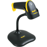 Autosense Stand - Barcode scanner stand - desk mountable - for Wasp WDI4500 2D WWS500 WWS550i WLR 8900 8905 8950