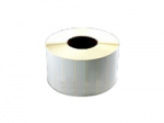 WPL305 Barcode Label - 4 inch Width x 2 inch Length - 12 / Pack - Rectangle - 1250/Roll - Thermal Transfer