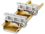 DIN RAIL MOUNTING KIT FOR 1 OR 2PORT PERLE IOLAN DS TS SDS