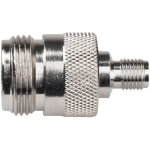N-Female to SMA-Female Connector