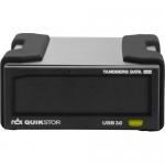Tandberg RDX QuikStor - Disk drive - RDX - SuperSpeed USB 3.0 - external - with 500 GB Cartridge
