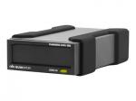 Tandberg RDX QuikStor - Disk drive - RDX - SuperSpeed USB 3.0 - external - with 4 TB Cartridge