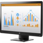 ProDisplay P232 - LED monitor - 23 inch (23 inch viewable) - 1920 x 1080 Full HD (1080p) - TN - 250 cd/m2 - 1000:1 - 5 ms - VGA DisplayPort - black