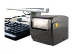 WPL304 Direct Thermal/Thermal Transfer Printer - Monochrome - Desktop - Label Print - 4.17 inch Print Width - 4 in/s Mono - 203 dpi - 8 MB - USB - Serial - Parallel - Ethernet