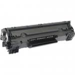 Black Toner Cartridge for HP LaserJet P1002 - Laser - 1500 Page
