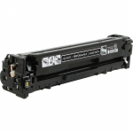Toner Cartridge - Replacement for HP (CF210X) - Black - Laser - High Yield - 2400 Page