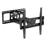 Display TV Wall Monitor Mount Arm Swivel/Tilt 26 inch to 55 inch TVs / EA / Flat-Screens - Wall mount for LCD / plasma panel - steel - black - screen size: 26 inch -55 inch