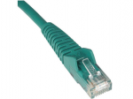 5ft Cat5e / Cat5 Snagless Molded Patch Cable RJ45 M/M Green 5 feet - Patch cable - RJ-45 (M) to RJ-45 (M) - 5 ft - UTP - CAT 5e - IEEE 802.3ba - molded, snagless, stranded - green