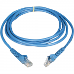 7ft Cat6 Gigabit Snagless Molded Patch Cable RJ45 M/M Blue 7 feet - Patch cable - RJ-45 (M) to RJ-45 (M) - 7 ft - UTP - CAT 6 - molded snagless stranded - blue