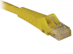 15ft Cat6 Gigabit Snagless Molded Patch Cable RJ45 M/M Yellow 15 feet - Patch cable - RJ-45 (M) to RJ-45 (M) - 15 ft - UTP - CAT 6 - molded snagless stranded - yellow