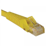 20ft Cat6 Gigabit Snagless Molded Patch Cable RJ45 M/M Yellow 20 feet - Patch cable - RJ-45 (M) to RJ-45 (M) - 20 ft - UTP - CAT 6 - molded snagless stranded - yellow
