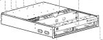 Chassis component - Enclosure assembly