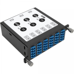 40/100GB TO 10GB BREAKOUT CASSETTE MTP/MPO TO LC N484 CHASSIS