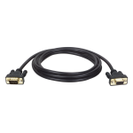 25ft VGA Monitor Extension Gold Cable Shielded HD15 M/F 25 - VGA extension cable - HD-15 (VGA) (F) to HD-15 (VGA) (M) - 25 ft - molded