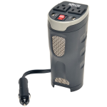 200W POWERVERTER ULTRA-COMPACT CAR INVERTER WITH 2 OUTLETS AND 2 USB CHARGING PO