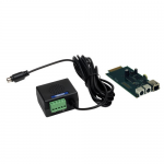 SNMP/Web Interface with Remote Cooling Management - Remote management adapter - 10Mb LAN
