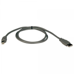 3ft USB Cable Hi-Speed Shielded USB 2.0 A/B Male /Male 3 feet - USB cable - USB (M) to USB Type B (M) - 3 ft - black