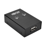 2-Port USB Hi-Speed Sharing Switch for Printer/ Scanner /Other - USB peripheral sharing switch - 2 x USB 2.0 - desktop