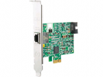 HP FS215AA Comparable Single RJ-45 Port PCIe NIC - Network adapter - PCIe x4 - 1000Base-T x 1 - for HP Business Desktop dc7800; Point of Sale System rp5800; Workstation Z420 Z620 Z820