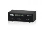2PORT VGA/AUDIO SWITCH W/RS232 THE 2-PORT VGA SWITCH