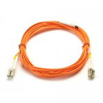 Box Fiber Optic Duplex Patch Cable - LC Male - LC Male - 3.28ft