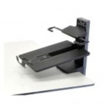 TeachWell MDW Laptop Kit - Mounting component ( clamp security bracket ) for notebook - graphite gray - for TeachWell Mobile Digital Workspace