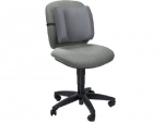 STANDARD BACKREST SUPPORTS YOUR BACK DURING EXTENDED PERIODS OF SITTING. THE HIG