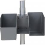 LearnFit SE - Storage bin - medium gray