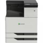 CS923DE - Printer - color - Duplex - laser - Tabloid Extra (12 in x 18 in)  SRA3 - 1200 x 1200 dpi - up to 55 ppm (mono) / up to 55 ppm (color) - capacity: 1150 sheets - USB 2.0 Gigabit LAN USB 2.0 host