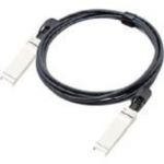 40GBase-AOC direct attach cable - QSFP+ to SFP+ - 1 m - fiber optic - active - TAA Compliant
