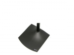 DS100 Free Standing Base - Up to 20 inch Screen Support - 28 lb Load Capacity - Flat Panel Display Type Supported - Black