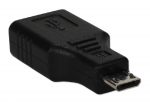 MICRO-USB TO USB-A OTG M/F ADAPTOR FOR SMARTPHONE OR TABLET