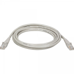 15ft Cat5e / Cat5 Snagless Molded Patch Cable RJ45 M/M Gray 15 feet - Patch cable - RJ-45 (M) to RJ-45 (M) - 15 ft - UTP - CAT 5e - booted snagless - gray