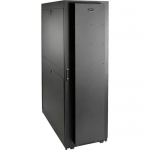 42U Rack Enclosure Server Cabinet Quiet with Sound Suppression - Rack - cabinet - black - 42U - 19 inch