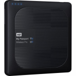 WD 1TB MY PASSPORT WIRELESS PRO PORTABLE HARD DRIVE - WIFI AC SD USB 3.0