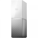 WD TDSourcing My Cloud Home WDBVXC0060HWT - Personal cloud storage device - 6 TB - HDD 6 TB x 1 - RAM 1 GB - Gigabit Ethernet